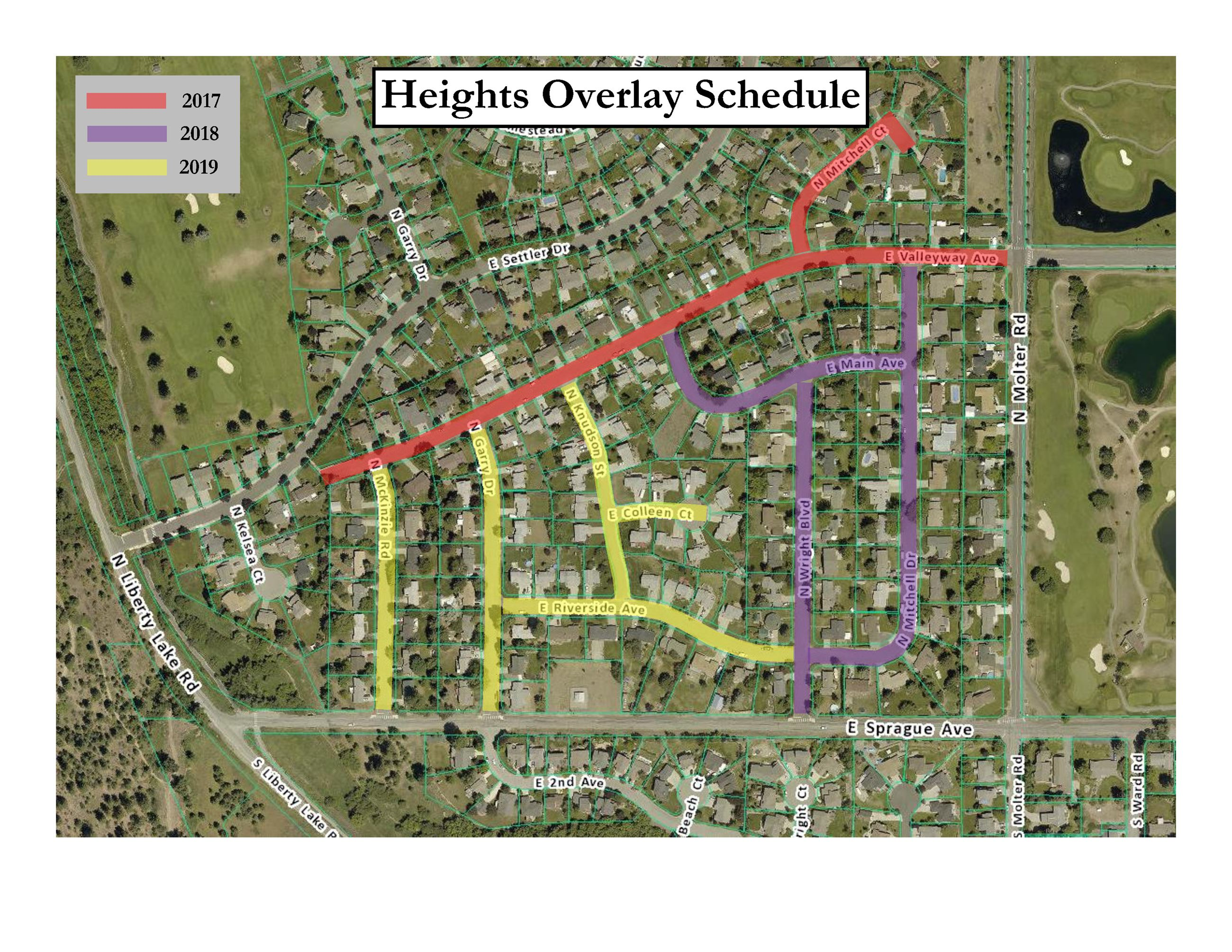 Home depot liberty lake wa - Heights Overlay Phase 1