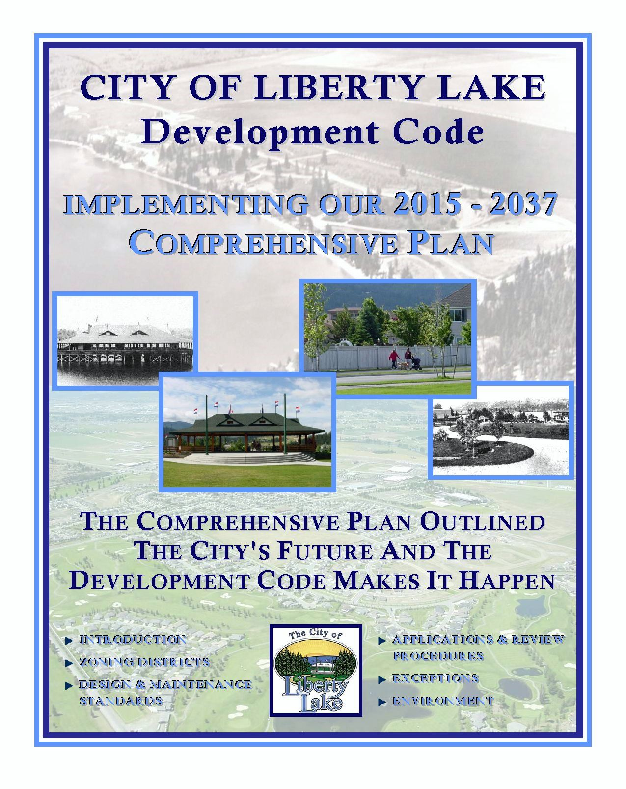 City Development Code Cover Page 2017