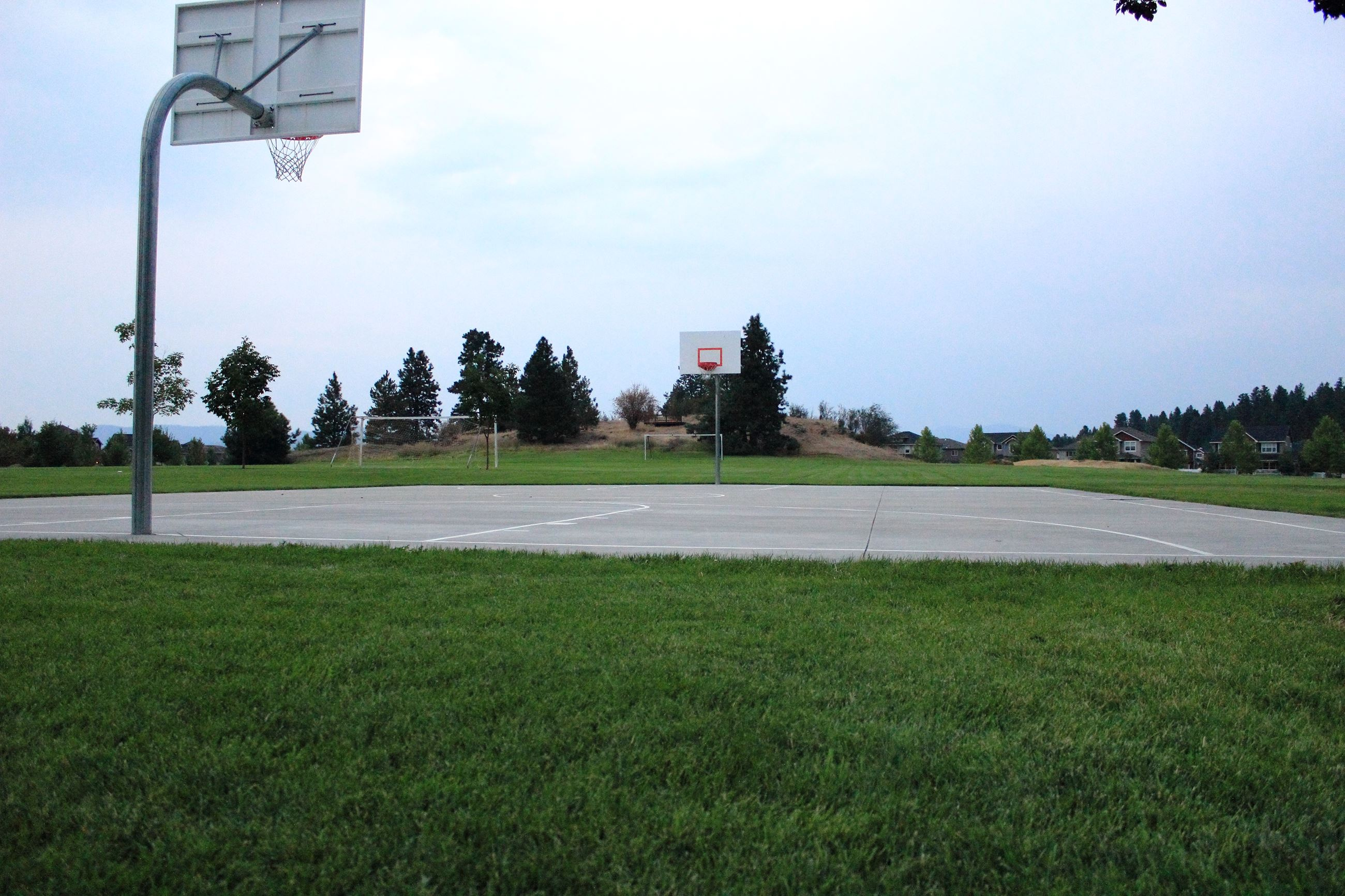 Rocky Hill Basketball Court