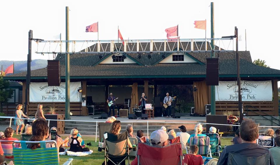 4th of July Pavillion