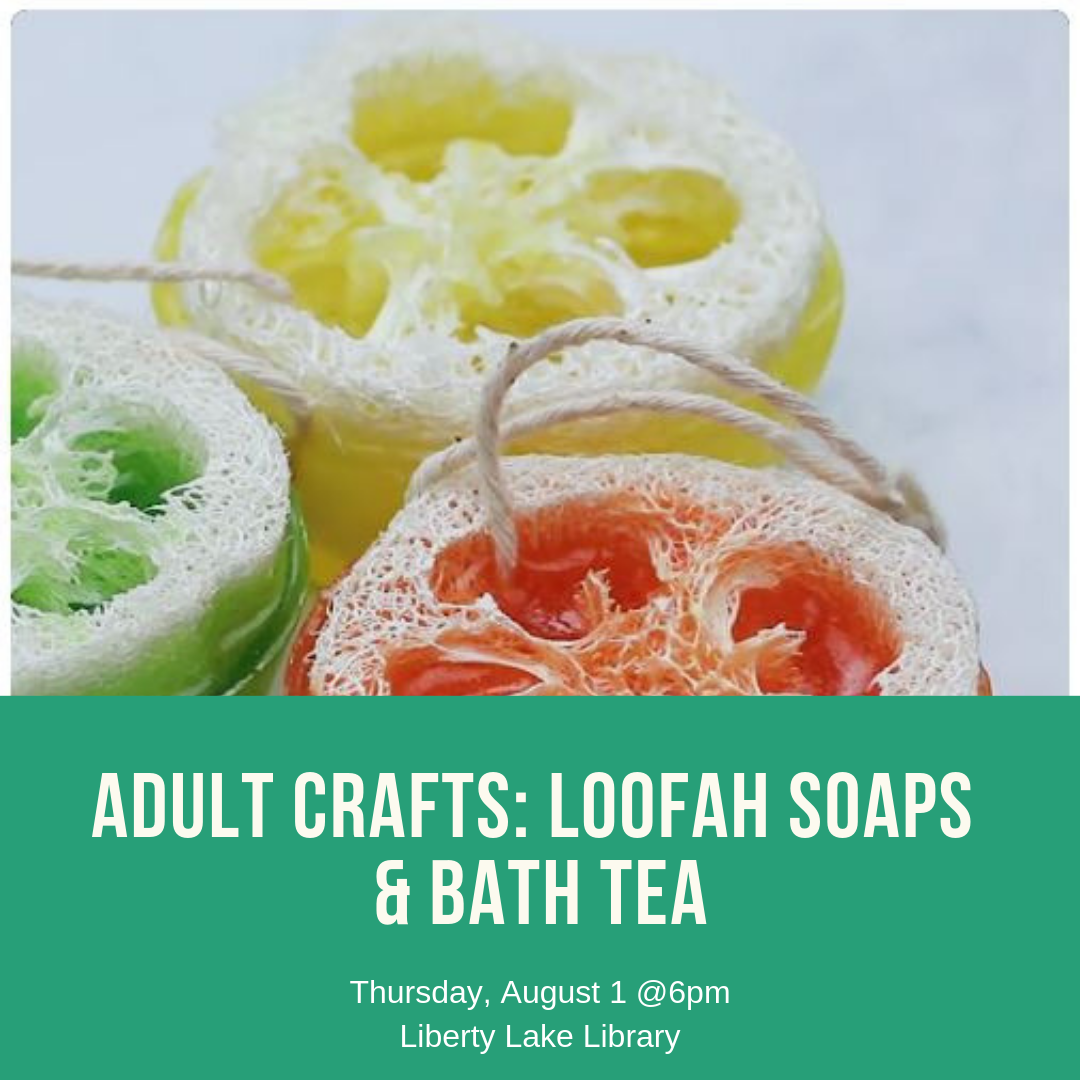 Adult Crafts_ Loofah soaps and dishwasher cubes