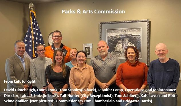 Commissioner Photo 2019