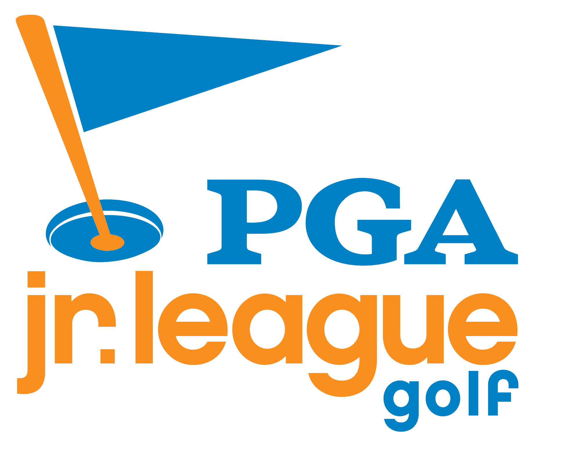 PGA Jr League Golf Logo