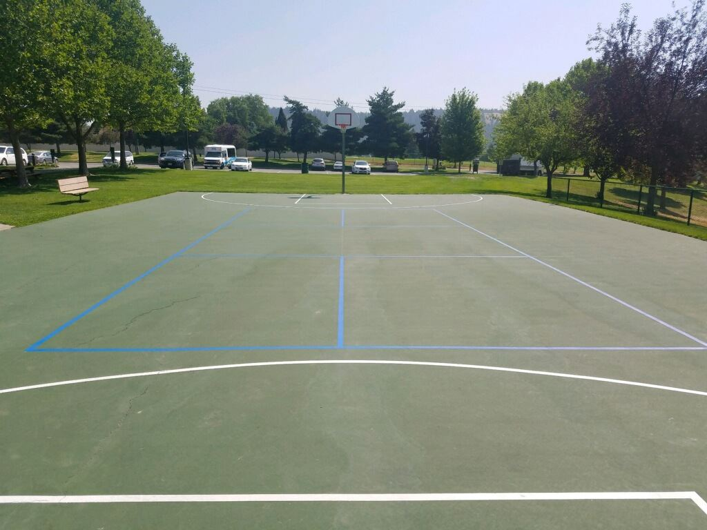 Pickleball Court Pic