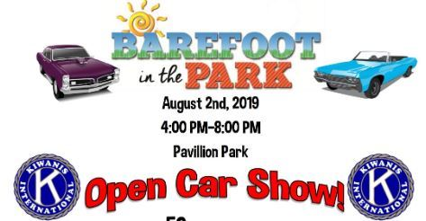 Barefoot car show for website