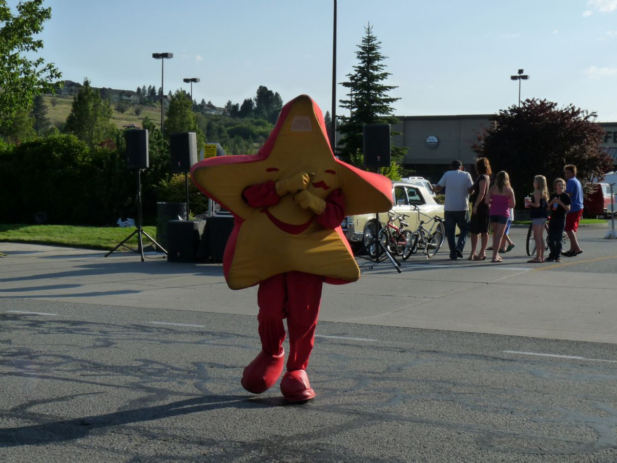 Carl's Jr. Star